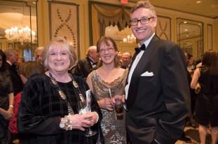 Debbie Neale, Carol Laursen, and Eric Coble