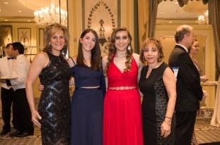 Effie Thomopoulous, Elena Thompoulous, Anastasia Lallos, and Anastasia Sardis