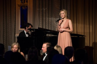 Jason Robert Brown and Betsy Wolfe
