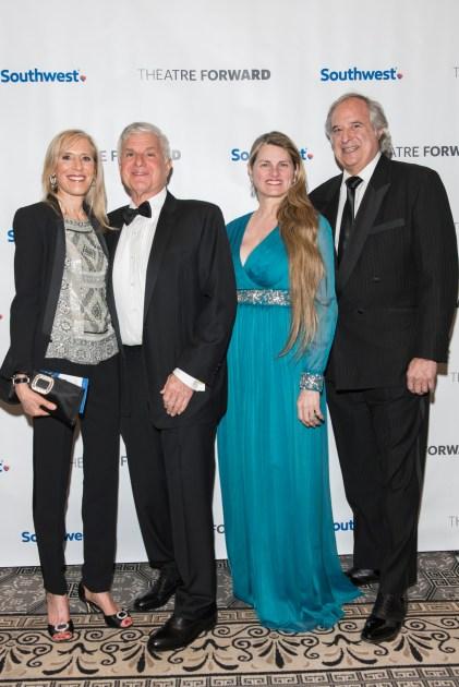 Wendy Sarasohn, Steve Goldstein, Bonnie Comley, and Stewart Lane