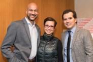 Keegan-Michael Key, Lea Salonga, and John Leguizamo