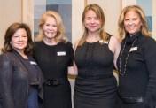 Ruth Pomerance, Daryl Roth, Irene Sankoff and Cathy Dantchik