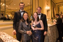 Scott Dicus, Marion Dicus, Isabelle Winkles and Stephen Winkles