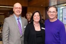 Bruce E. Whitacre, Pamela Farr and Richard Thomas