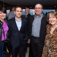 Amy Langer, David Schwartz, Steven Bunson, Joy Bunson
