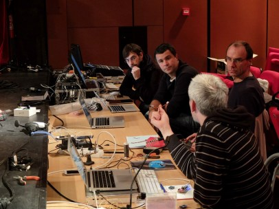 GMEA, Résidence l'Hameçon, janvier 2015, photo Adrien Raybaud