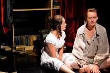 Mary & Percy Shelley