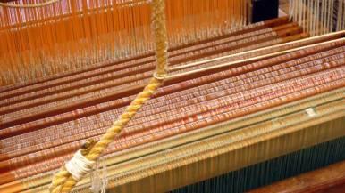 Loom detail @Sasaki Nō Isshō. ©2013 Fritz Faust.