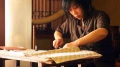 Kimono construction. ©2013 Fritz Faust.