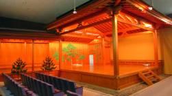 Oshima Nohgakudo stage. ©2013 Fritz Faust.