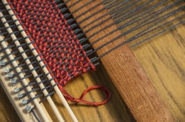 Model loom detail