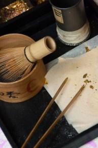 Gold thread preperation tools