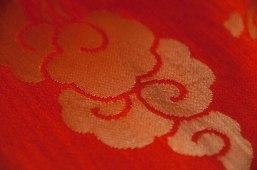 Cloth detail, Sasaki workshop