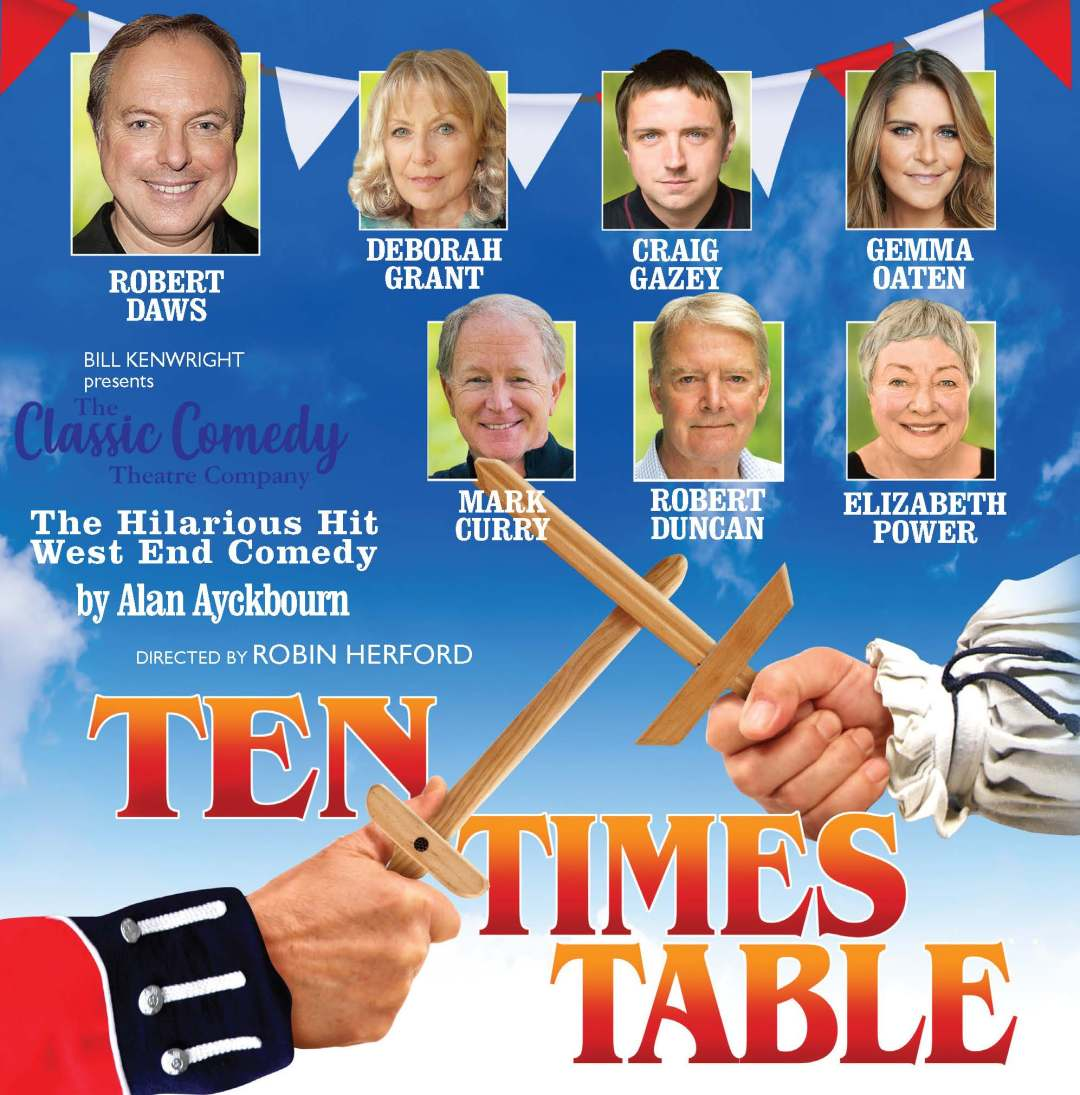 Ten Times Table | Theatre Royal Windsor