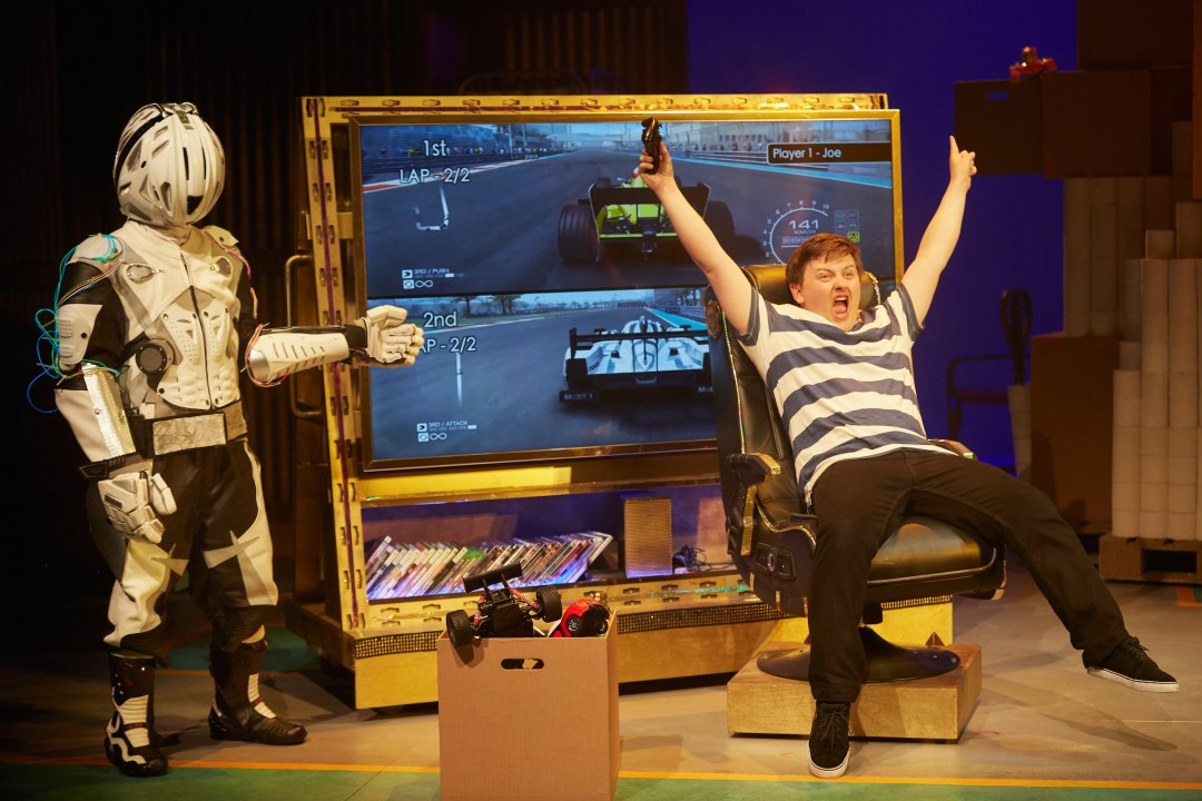 15. Billionaire Boy Live On Stage by Birmingham Stage Company. Photo by Mark Douet C31B1636