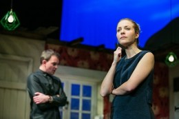 Emily Bowker as Emily in the National tour of Invincible credit Jack Ladenburg