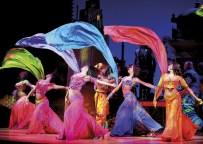 Aladdin Prince Edward Theatre Photographer Deen van Meer © Disney 3