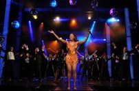 10. Beverley Knight (Rachel Marron) in The Bodyguard at the Dominion Theatre. Photo credit Alessandro Pinna