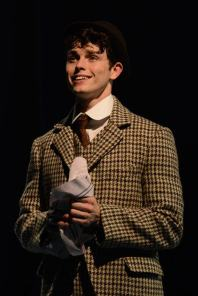 Charlie Stemp as Arthur Kipps phot by Michael Le Poer Trench