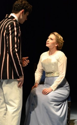Charlie Stemp (Kipps) & Emma Williams (Helen) photo credit Michael Le Poer Trench