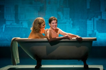 Pixie Lott as Holly Golightly a/Paulnd Matt Barber as Fred