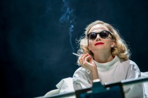 Pixie Lott as Holly Golightly