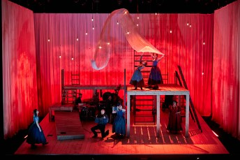 JANE EYRE UK Tour 2017 Royal National Theatre