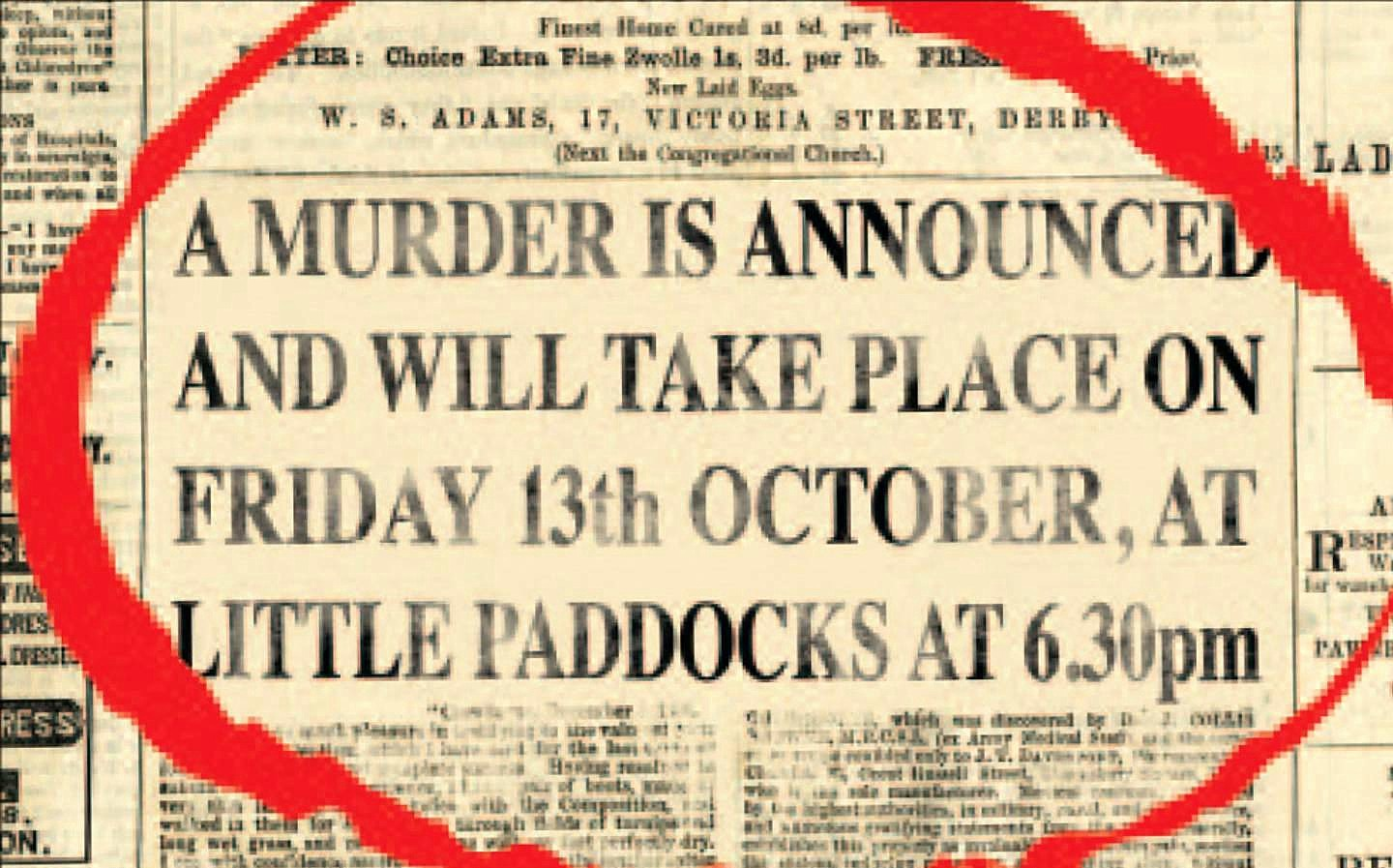 Image result for A Murder Is Announced