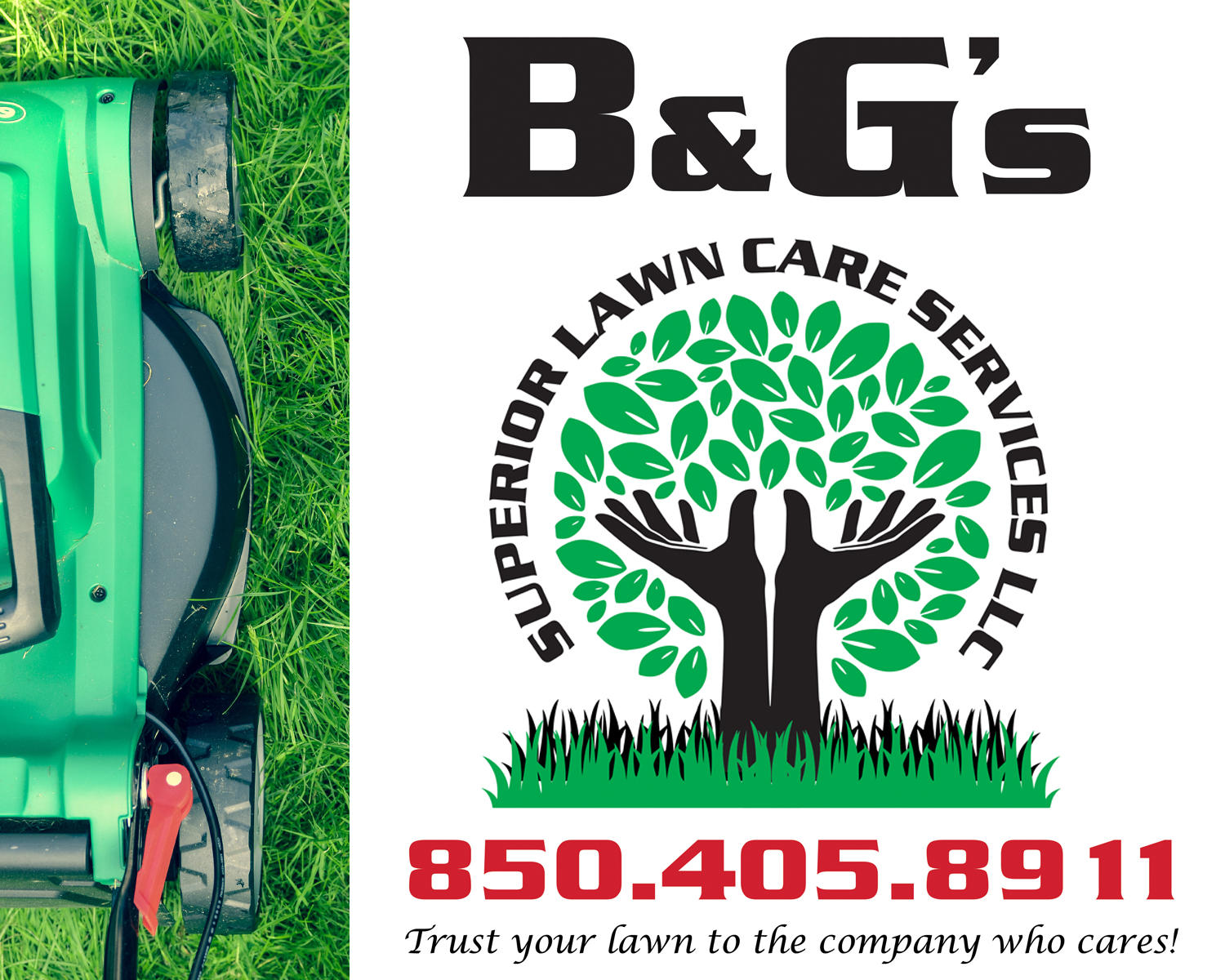 B & G's Lawn Services
