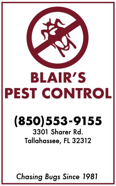 Blair's Pest Control