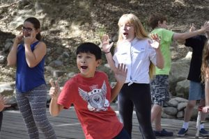 youth improv at theatricum botanicum