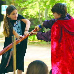 Youth Drama Saturdays: Combat Intensive