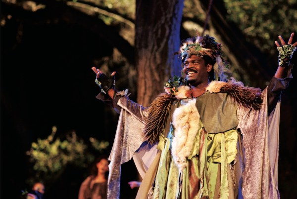 a midsummer nights dream oberon