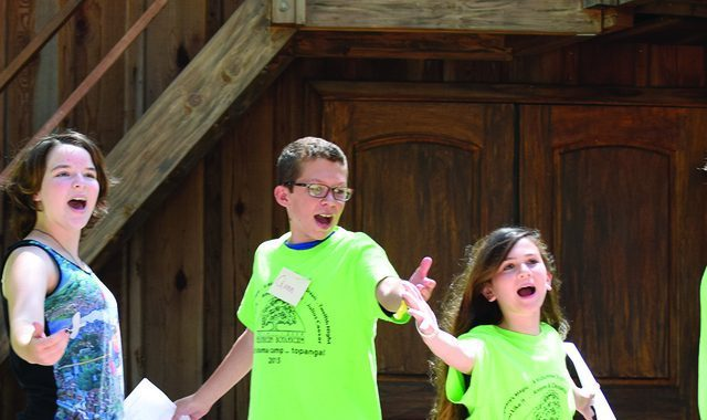 Youth Drama Camp: Americana Music