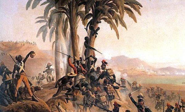 haiti play battle for palm tree hill