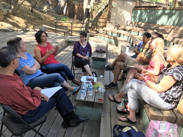 Theatricum Botanicum New Play Development Seedlings Green Reads