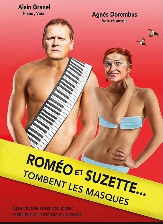 Roméo et Suzette…tombent les masques,  (31), (11), (82)