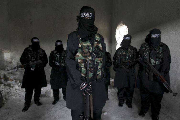 Rebelles islamiques syriennes