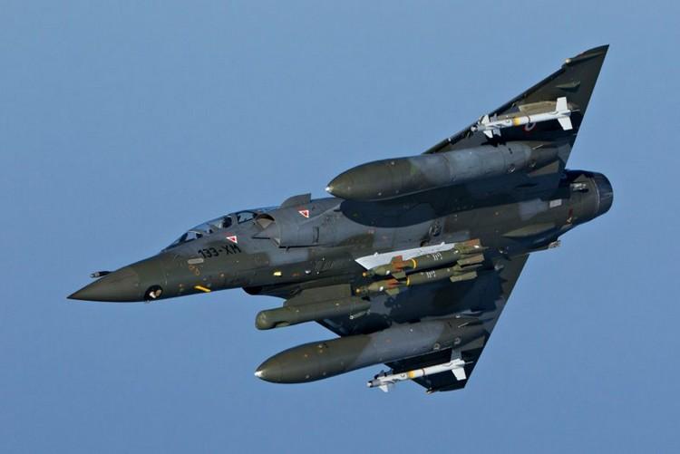 Crédit photo : Armée de l'Air