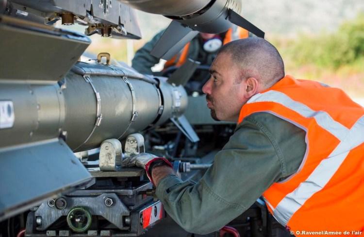 Exercice Arctic Thunder : soutien technique et logistique important pour activité aérienne dense