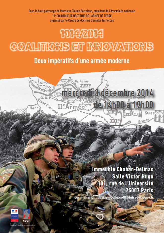 CDEF colloque