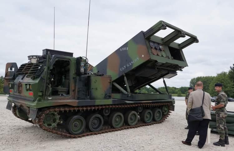 Lance-roquettes unitaire (LRU)