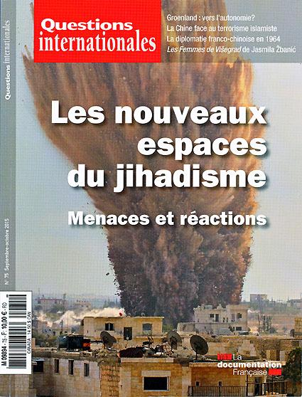 Questions intern jihadisme