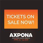 AXPONA Tickets