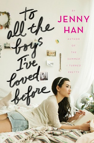 Audiobook Review of To All the Boys I've Loved Before by Jenny Han