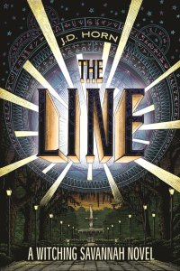 Audiobook Review of The Line by J.D. Horn