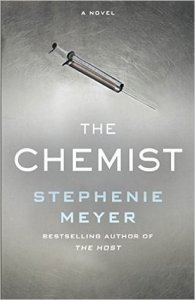 Audiobook Review of The Chemist by Stephenie Meyer