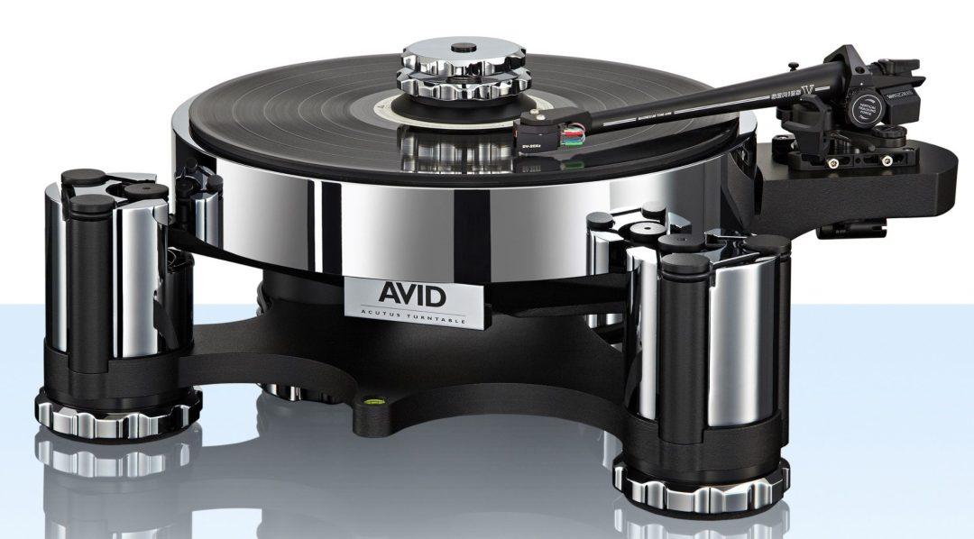 AVID HI-FI: It all began with vinyl    - The Audiophile Man