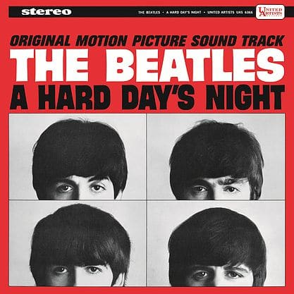 Hard Days night Packshot