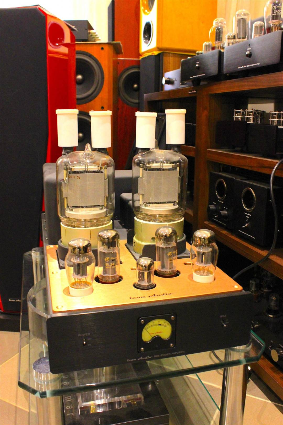 mb81-power-amps